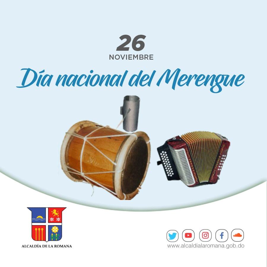 Día Nacional del Merengue