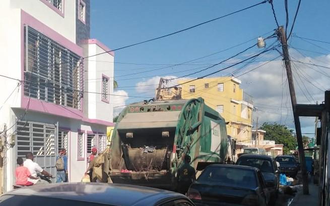 Ruta de este martes 19 de noviembre de los camiones recolectores de desechos solidos