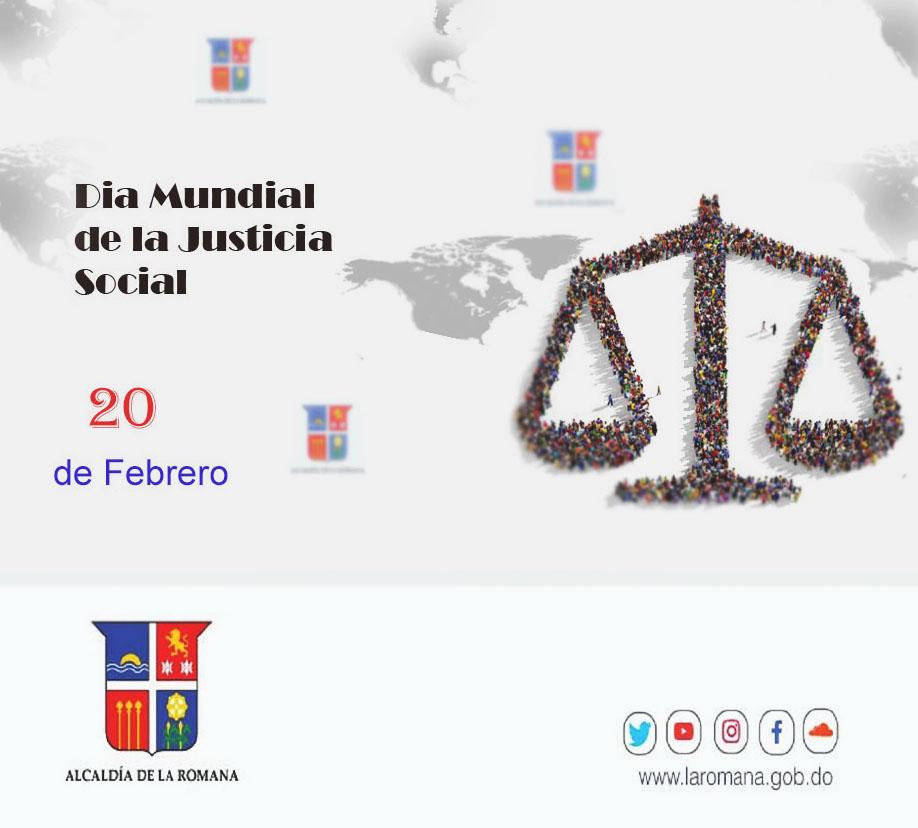 Dia Mundial de la Justicia Social