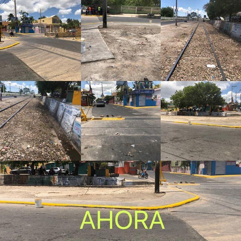 Ayuntamiento de La Romana realiza operativo limpieza en San Carlos
