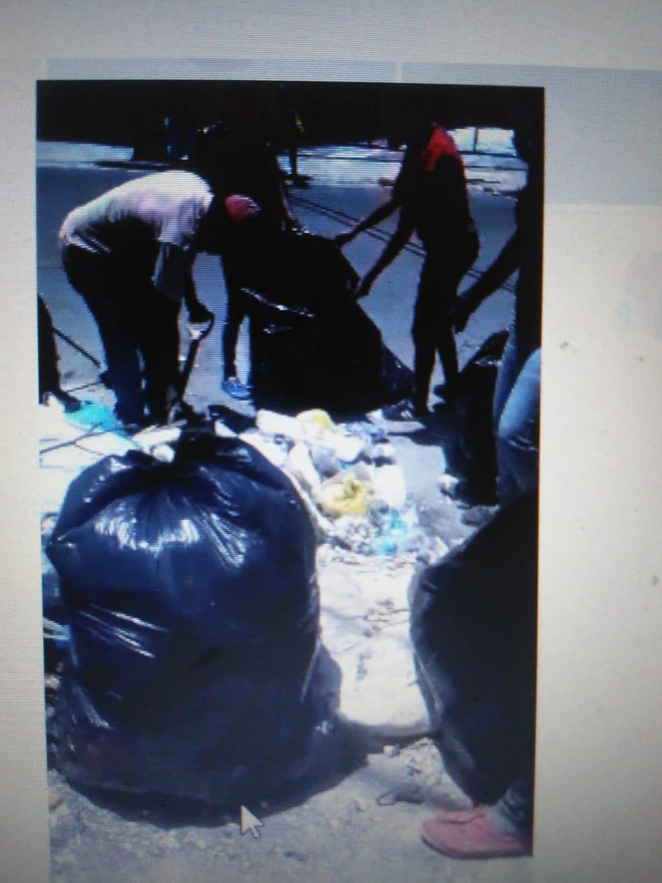 El Ayuntamiento de La Romana trabaja este miércoles en amplio operativo de limpieza